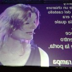 Jennifer Egan from behind the screen